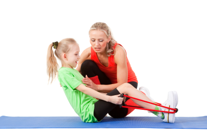 Physical Therapy for Children - Central Florida Therapy